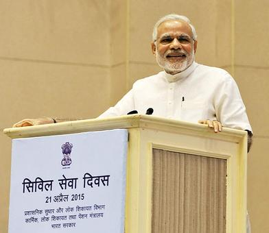 Don't be robots, spend quality time with family: PM to babus