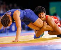 Commonwealth Games: Vinesh Bags Gold in Women's 48kg Freestyle Wrestling