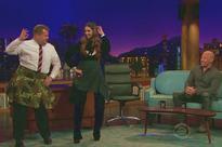 Deepika Padukone does the lungi dance again; Vin Diesel thinks it's a classical art form