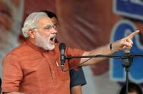 Time has come to oust UPA govt: Modi