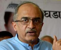 Axed from PAC at behest of Kejriwal: Bhushan