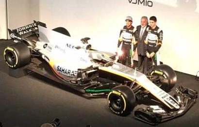 Mallya makes appearance at F1 event in UK