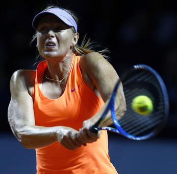 Sharapova marks comeback from doping ban with win over Vinci