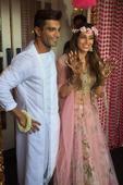 Pics: Shilpa Shetty joins Bipasha Basu at her mehendi ceremony