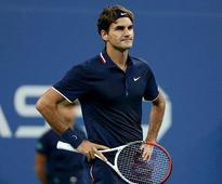 US Open 2015: Untested so far, Roger Federer faces Kohlschreiber