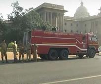 Delhi Fire Department Gets 293 Calls on Diwali
