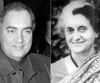 Govt drops names of Indira and Rajiv Gandhi from Hindi Diwas awards