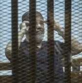 17 charged with violating Egypt's protest law acquitted; new trial for Mursi
