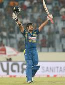 Lahiru Thirimanne, find of the tournament for Sri Lanka