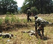 Maoist ambush in Chhattisgarh kills 16, including CRPF men