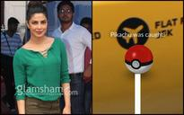 Priyanka Chopra just caught a Pikachu! - News