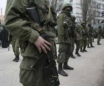 NATO says Crimea referendum would break international law