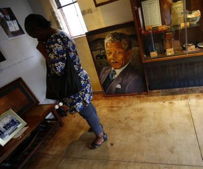 A matchbox house where Madiba dreamt of an equal South Africa
