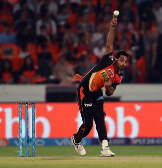 Bhuvneshwar one of the best pacers in IPL history: Muralitharan