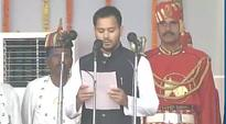 MLAs take oath in Bihar: Many fumble, some pulled up for taking photos in House