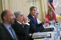 Kerry and Zarif meet as Tuesday's Iran nuclear deadline approaches