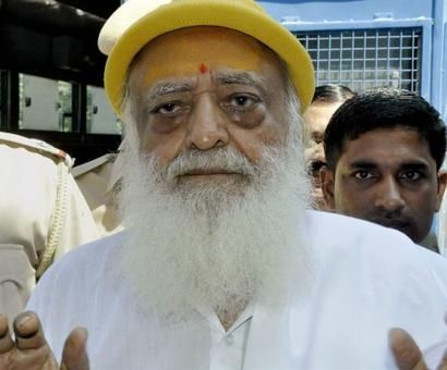 Asaram found guilty of raping teen, sentenced to life in jail