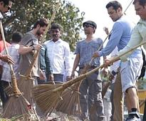 Swachh Bharat Challenge: Salman Khan Nominates Aamir Khan, Rajinikanth