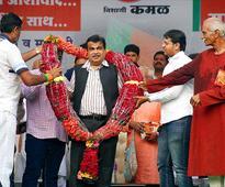 Gadkari for chief minister Buzz in Maharashtra BJP