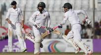 Bangladesh vs England: Bangladesh on 253, need 33 runs for victory