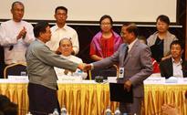 United Nations, Myanmar Leader Hail Draft Peace Deal