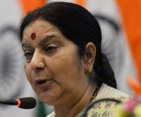 All 39 Indian hostages in Iraq alive, says Sushma Swaraj