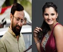 BJP distances itself from a party leader's statement on Sania Mirza