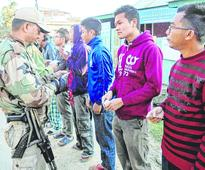 Drill irks Manipur residents