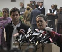 Time for introspection: Sonia Gandhi