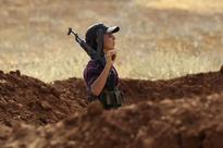 U.S. Senate approves bill to arm moderate Syrian rebels