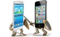 iPhone Losing Battle Against Google Android: Samsung & HTC Leads the Market