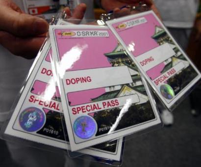 No doping in athletics, declares IAAF