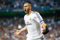 Benzema gives Real big edge over Bayern