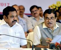 Centre announces road projects worth Rs 60,000 cr for Tamil Nadu
