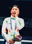 AIBA suspends boxer Sarita Devi for protesting at Asiad