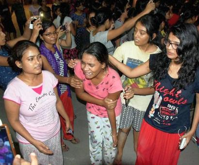 Violence rocks BHU campus as students, police clash