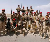 Iraqi forces recapture government headquarter in key city
