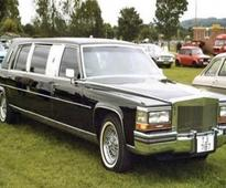 Donald Trumps 1988 Cadillac Limousine Is Ready To Be Auctioned