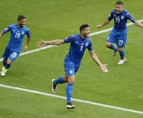 Revenge served: Italy dump Spain out of Euro 2016 to make quarter-finals