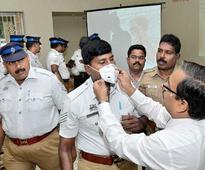 Police get lessons in healthy lifestyle