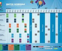 Full schedule of FIFA U-17 World Cup