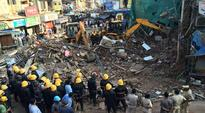 Mumbai: 6 dead in building collapse near Grant Road railway station, some feared trapped