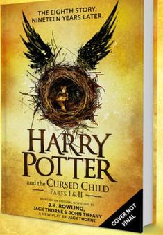 Potter fans rejoice! New Book coming this July
