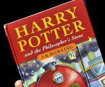 First edition of 'Harry Potter' auctioned, fetches 150,000 pounds