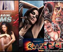 More sex, less horror: Top sleazy horror movies of Bollywood