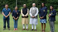 Daughters saved India's grace at Rio Olympics: PM Narendra Modi