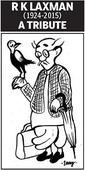 RK Laxman: A most uncommon chronicler of the common man