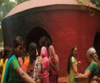 Durga temple where holy flame is burning for 101 yrs