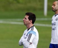Messi crucial in attack and defence for Argentina