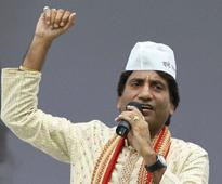 Comedian Raju Srivastava returns SP Lok Sabha ticket